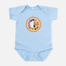 Floral Infant Bodysuit