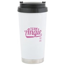 Team Angie Travel Mug