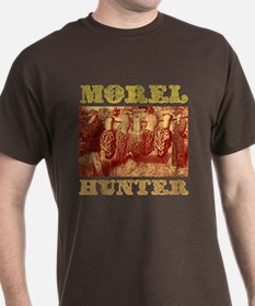 morel mushroom hunter gifts T-Shirt