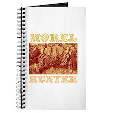 morel mushroom hunter gifts Journal