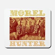 morel mushroom hunter gifts Mousepad