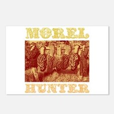morel mushroom hunter gifts Postcards (Package of