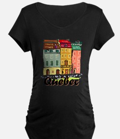 Quebec city Maternity T-Shirt