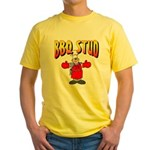 BBQ Stud Yellow T-Shirt