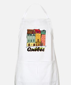 Quebec city Apron