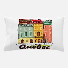Quebec city Pillow Case