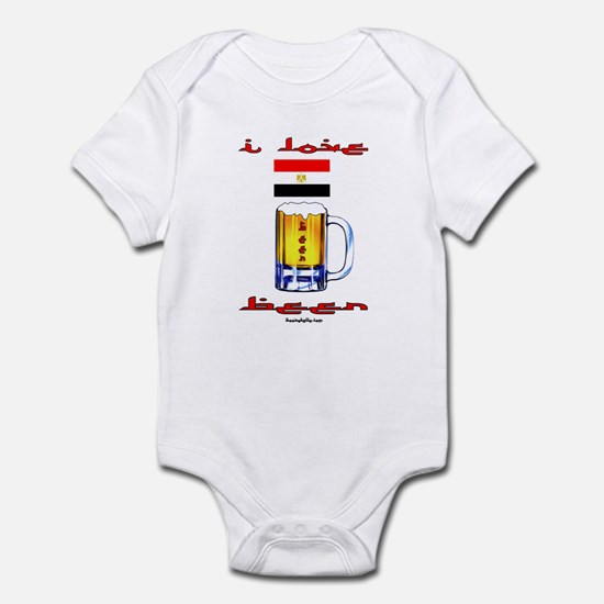 Egyptian Beer Infant Bodysuit