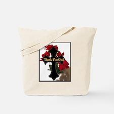 God Tote Bag