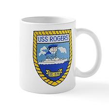USS ROGERS Mug