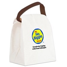 Creatively Coping Canvas Lunch Bag