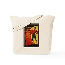 Vintage Carmen Poster Tote Bag