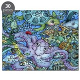 Kids octopus Puzzles