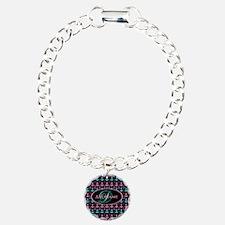 Anchors Aweigh Monogram Bracelet