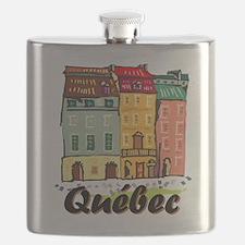 Quebec city Flask