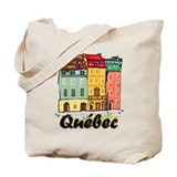 Quebec Canvas Totes