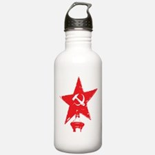 Hammer and Sickle Water Bottle