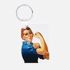 Rosie The Riveter Keychainss