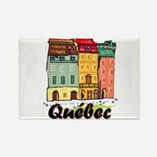 Quebec City Magnets