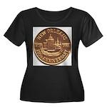medallionsq.jpg Plus Size T-Shirt