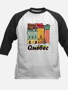 Quebec City Baseball Jersey