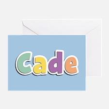 Cade Spring14 Greeting Card