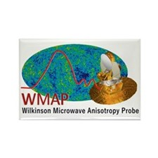 WMAP Rectangle Magnet