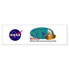 WMAP Bumper Sticker