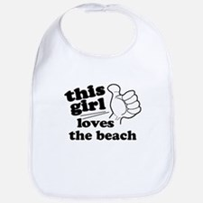 Personalize This Girl Bib