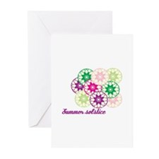 Summer Solistice Greeting Cards
