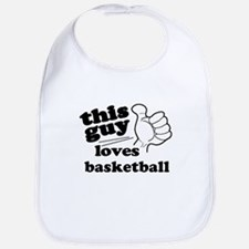 Personalize This Guy Bib