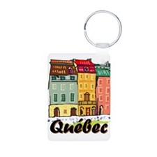 Quebec City Keychains