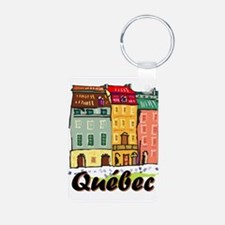 Quebec City Keychains