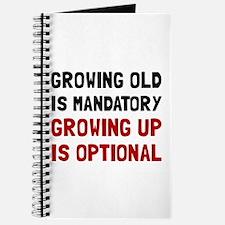 Growing Up Optional Journal