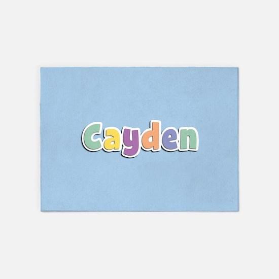 Cayden Spring14 5'x7'Area Rug