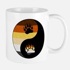 Bear Yin and Yang Mug