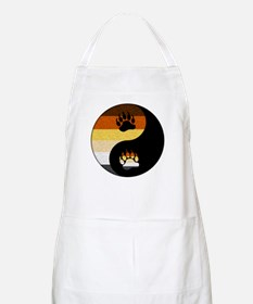 Bear Yin and Yang Apron
