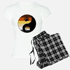 Bear Yin and Yang Pajamas