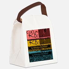 RighOn Madridista Canvas Lunch Bag