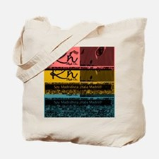 RighOn Madridista Tote Bag
