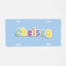 Chelsey Spring14 Aluminum License Plate
