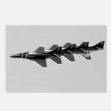 A-4 Blue Angels In Line Postcards (8)