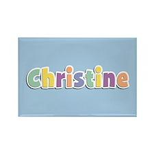 Christine Spring14 Rectangle Magnet