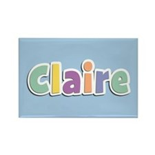 Claire Spring14 Rectangle Magnet