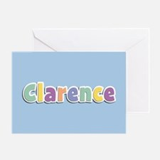 Clarence Spring14 Greeting Card