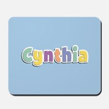 Cynthia Spring14 Mousepad