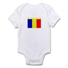 Iasi, Romania Infant Bodysuit