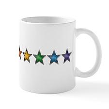 Rainbow Stars Mugs