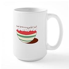 Sweet Cherries Are My Perfect Treat! Mugs