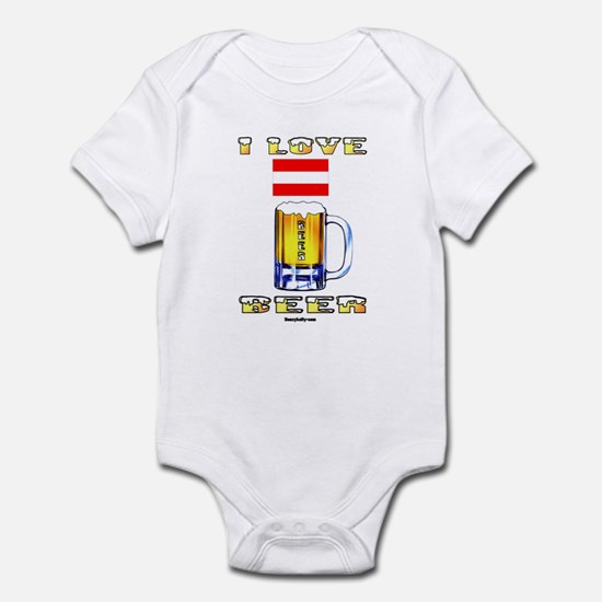 Austrian Beer Infant Bodysuit