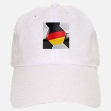 Germany Soccer Ball Baseball Baseball Cap